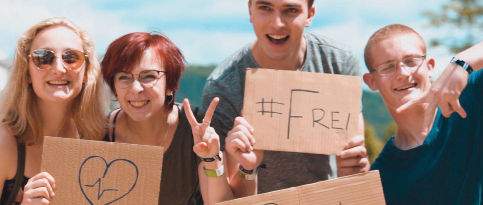 #frei Herzschlagfestival