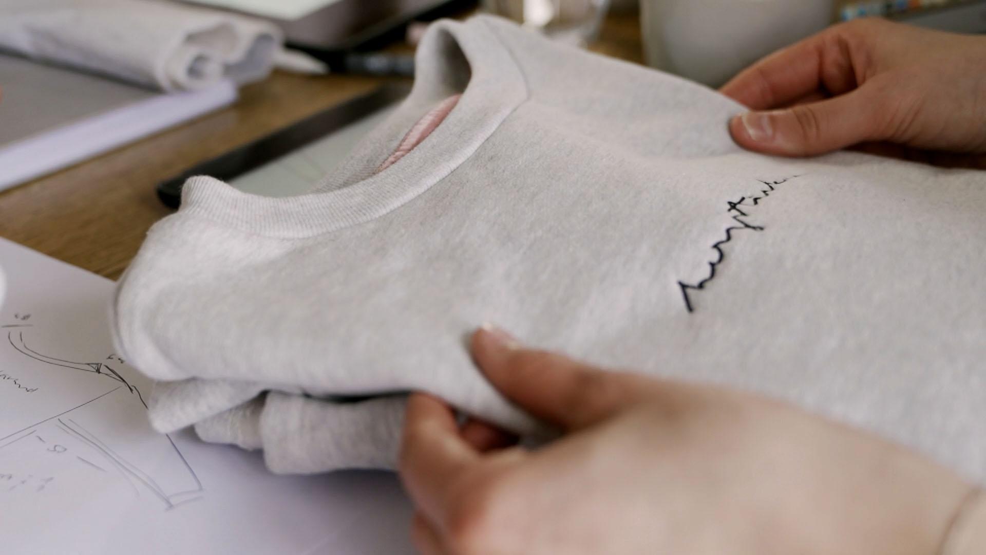 Herzstärkend Sweatshirt