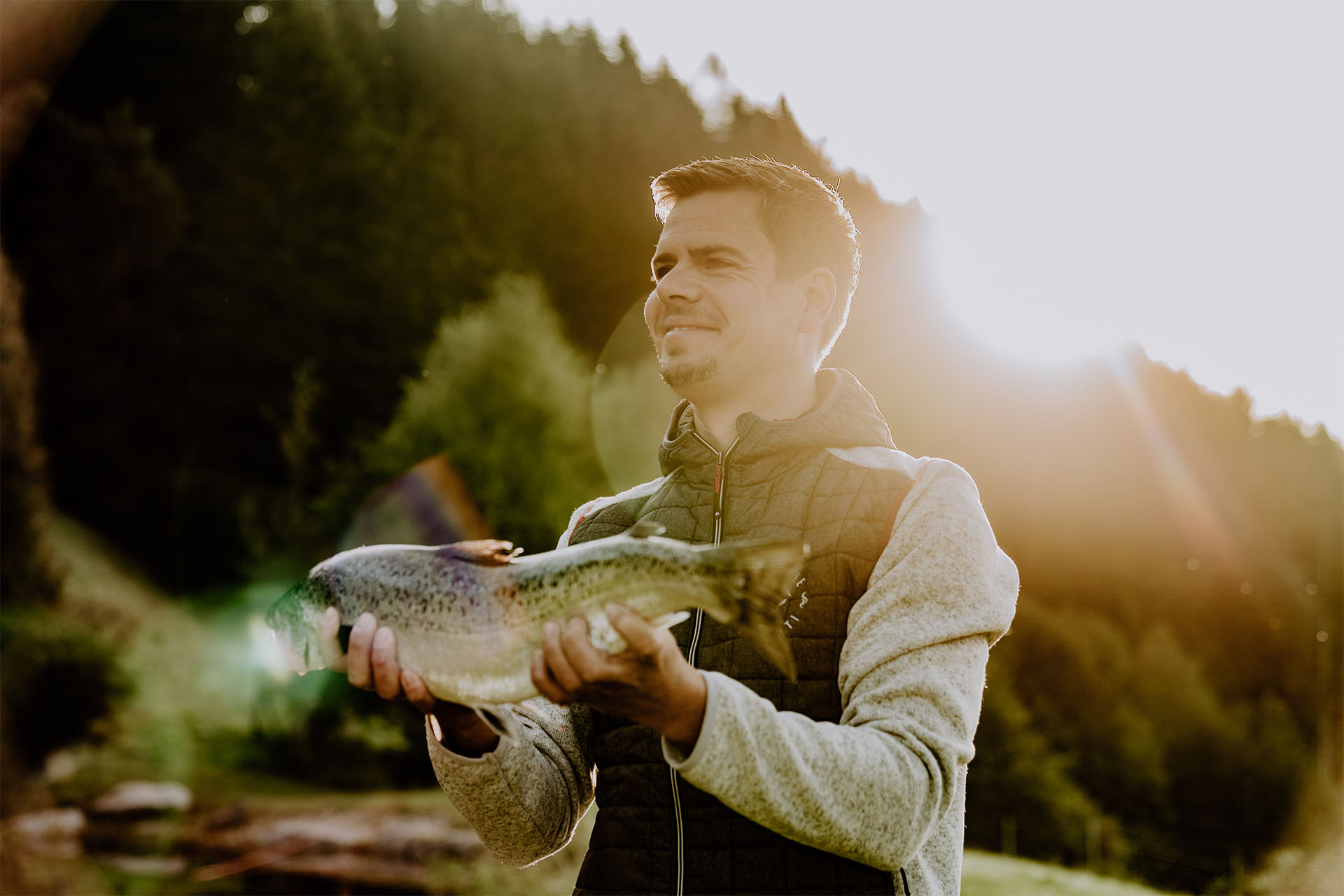 Salmone Dolomiti